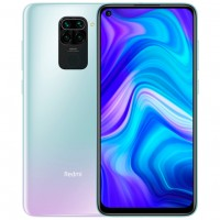 Смартфон Xiaomi Redmi Note 9 4/128GB Белый / Polar White