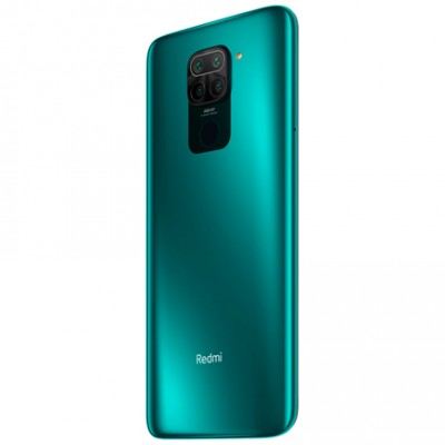 Смартфон Xiaomi Redmi Note 9 4/128GB Зелёный / Forest Green