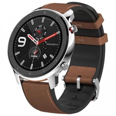 Умные часы Xiaomi Amazfit GTR Стальной корпус 47mm