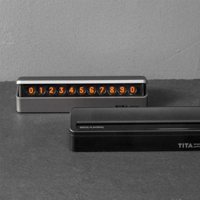 Парковочная автовизитка Xiaomi Bcase TITA Temporary Parking Card